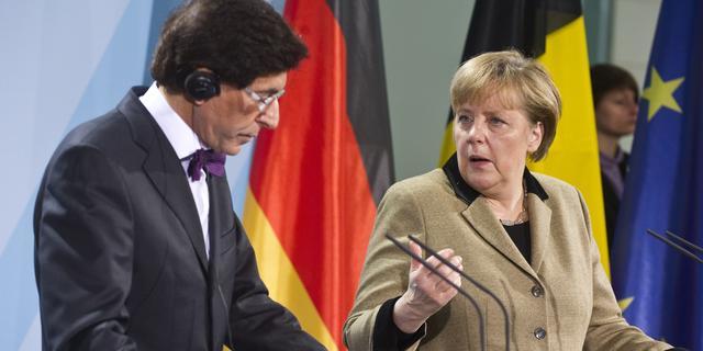 Merkel hoopt dat Grieken beloften nakomen