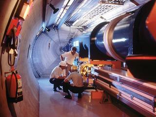 In winterslaap wordt LHC klaar gemaakt uiterste krachtsinspanning