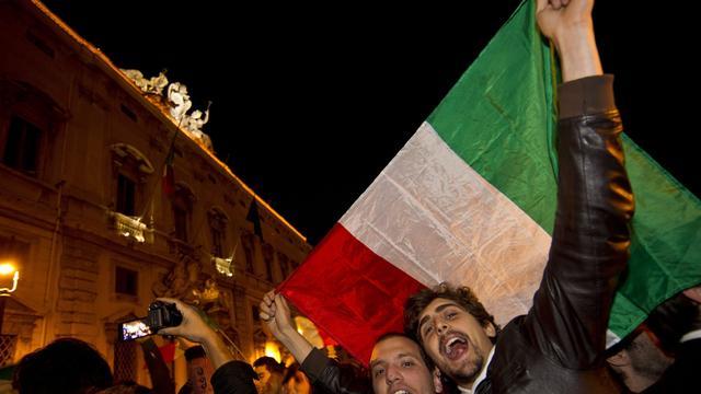 Schuldencrisis jaagt Italië verder op kosten