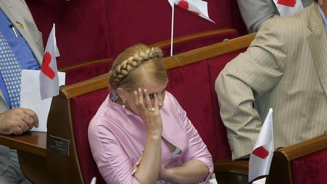 Timosjenko wacht aanklacht om moord