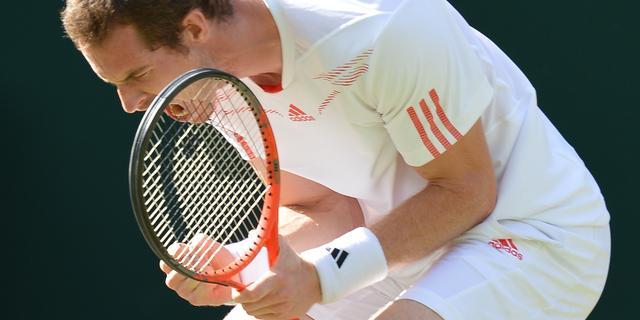 Murray laat zich niet verrassen op Wimbledon