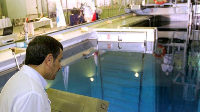 'Iran zet vaart achter uraniumverrijking'