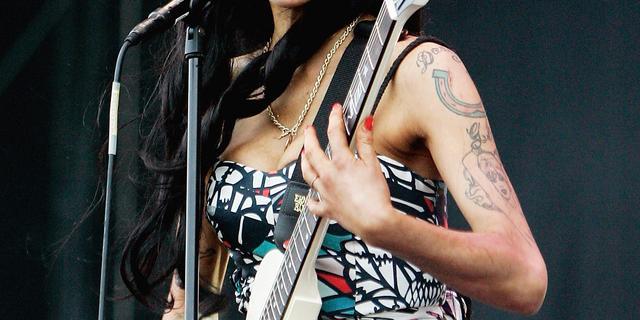 Tentoonstelling Amy Winehouse in Londen