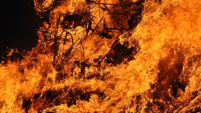 Grote brand in huis Terneuzen