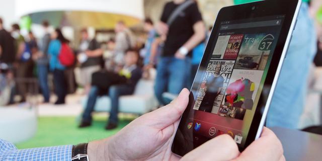 Google kondigt Nexus 7-tablet aan