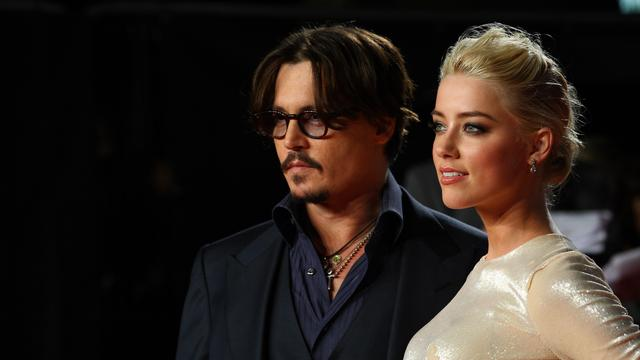'Amber Heard weer single'