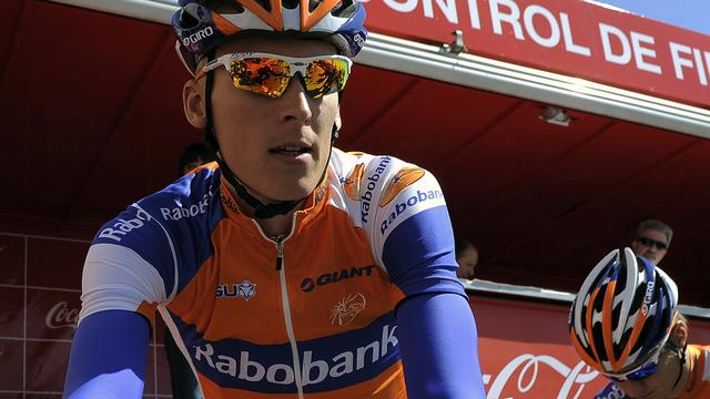 Gesink knap vijfde in tijdrit Ronde van Zwitserland