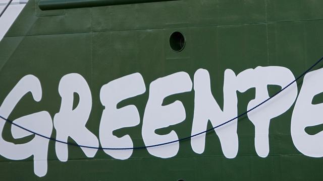 Greenpeace is trots op duurzaam kantoorgebouw aan het IJ