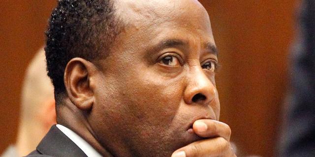 'Lijfarts Michael Jackson vervroegd vrij'