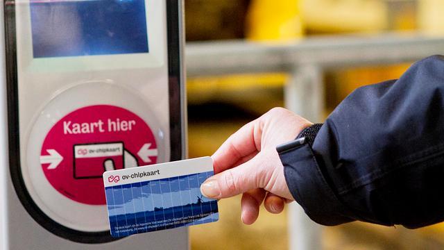 Systeem ov-chipkaart getroffen door storing