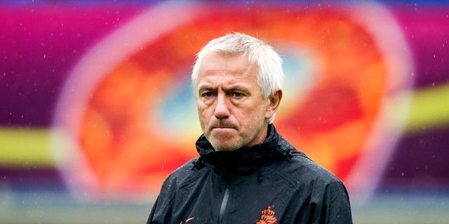 Bert van Marwijk stopt als bondscoach van Oranje