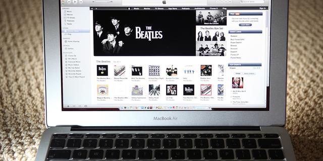 Apple verhelpt crashes iTunes met update