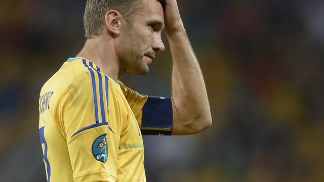 Sjevtsjenko begint tegen Engelsen op de bank