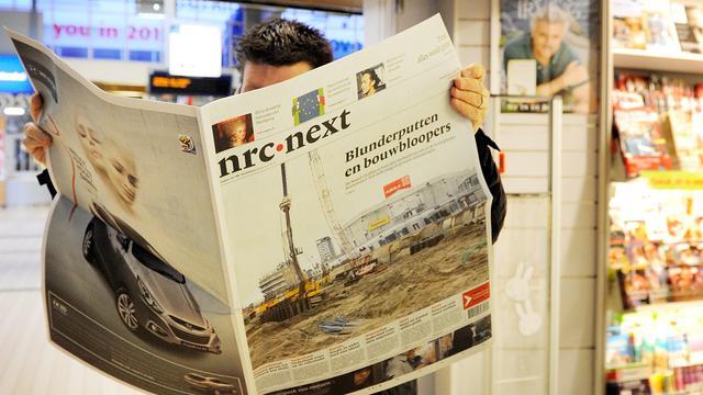 Aandeelhouder NRC onderzoekt verkoop
