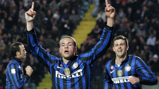 Inter wint dankzij Castaignos, Liverpool en City gelijk, Bayern verliest