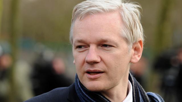Julian Assange stelt klachtenlijst op over media