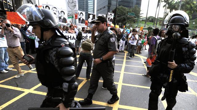 'Slappe afspraken in Rio'
