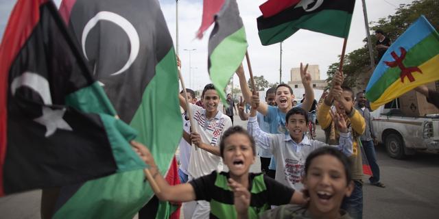 Libië herdenkt slachtpartij in beruchte gevangenis