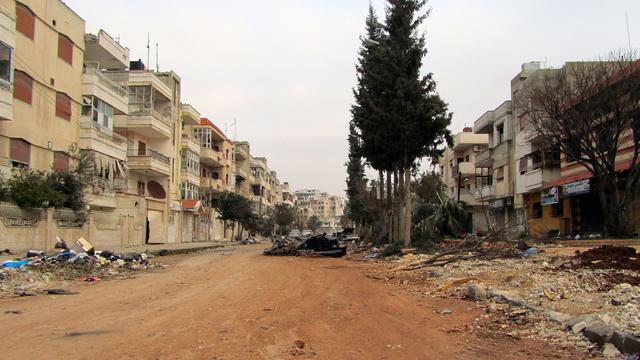 Veel doden in Homs door aanslagen met autobommen