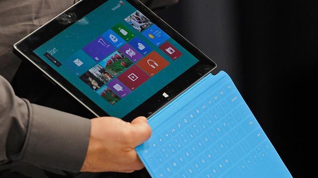 Hardware belangrijker voor Microsoft
