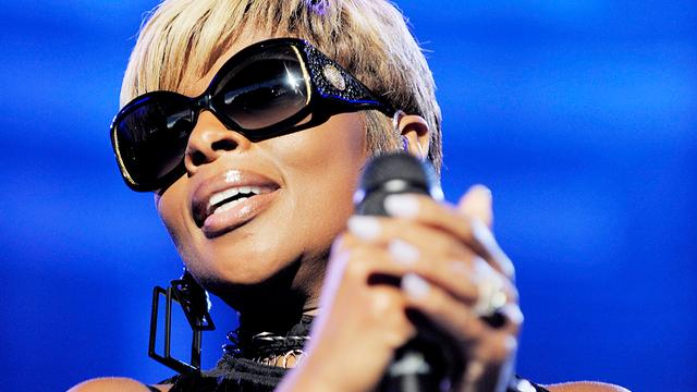 Mary J. Blige verbaasd over filmrol