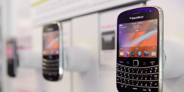 'Blackberry trekt stekker uit muziekdienst BBM Music'