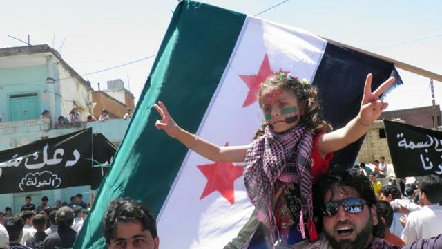 'Tientallen mensen gedood door Syrisch leger'