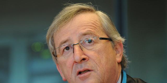 Juncker wil voorlopig aanblijven als voorzitter van eurogroep