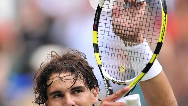 Nadal gaat af in tweede ronde Wimbledon