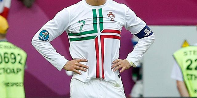Portugese media spreken van 'ongeïnspireerde' Ronaldo