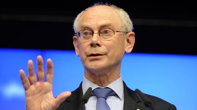 'Europlannen aan het einde van het jaar'