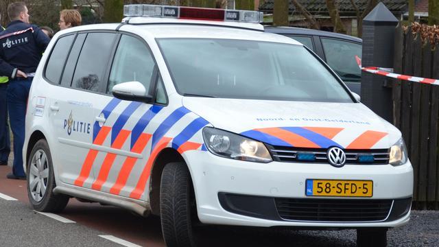 Voorwaardelijke straf voor politiecommissaris