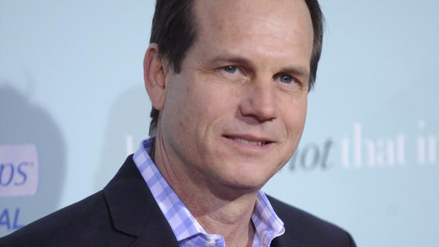 Bill Paxton naast Mark Wahlberg in 2 Guns