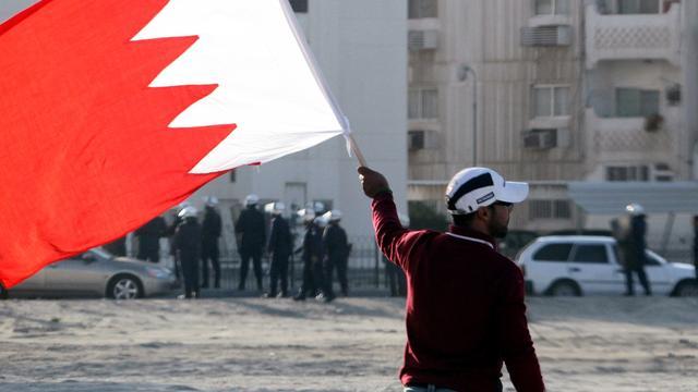 Mensenrechtenteam naar Bahrein