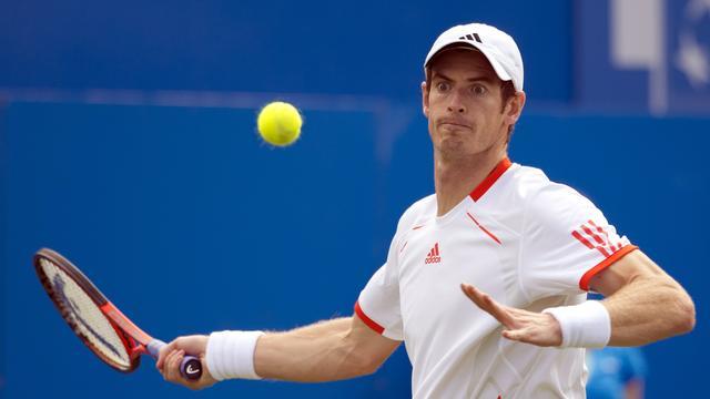 Mahut schakelt Murray uit op Queen's