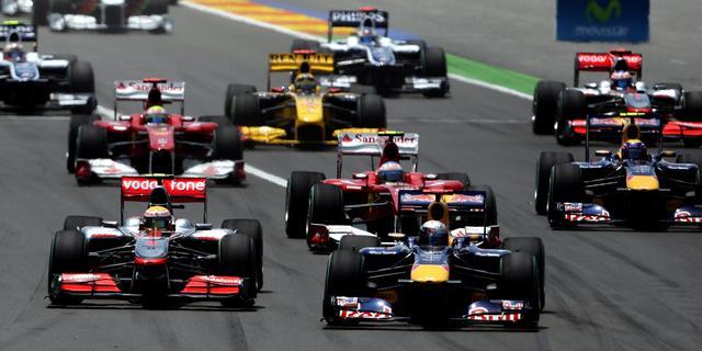 'Formule 1 stelt beursgang uit'