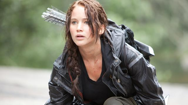 Hunger Games grote winnaar MTV Movie Awards