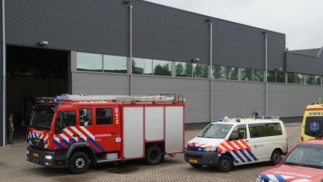 Dode door brand in Heerlen