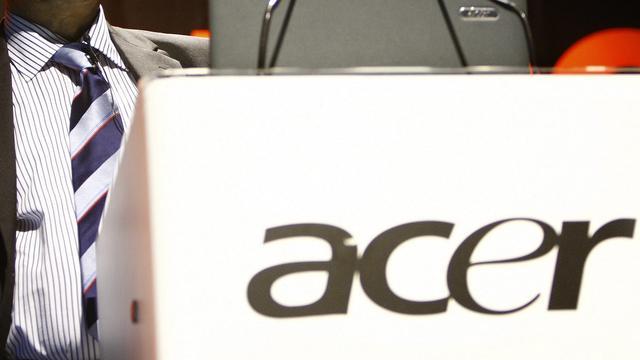 Acer juicht vertrek HP van PC-markt toe