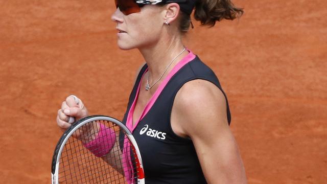 Stosur en Errani in halve eindstrijd Roland Garros
