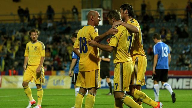 Oekraïense spelers kunnen miljoenen verdienen op EK
