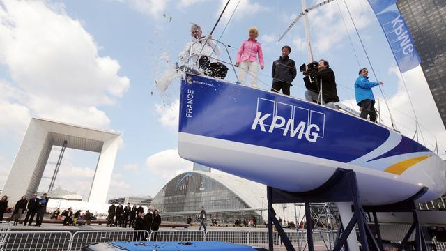 Recordomzet voor accountantsbureau KPMG