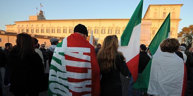 Italië betaalt recordrente