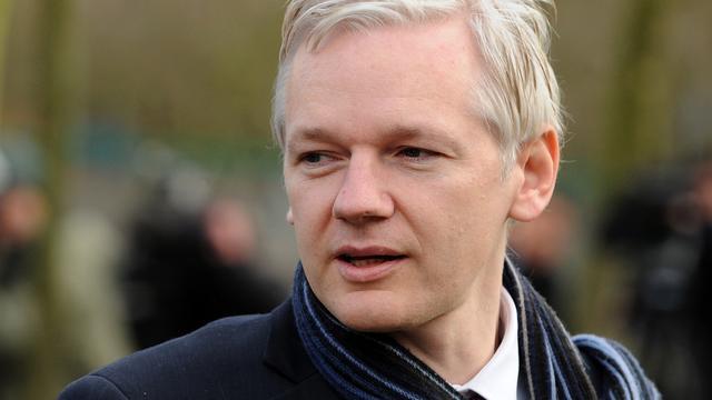 Zweeds arrestatiebevel Assange blijft van kracht