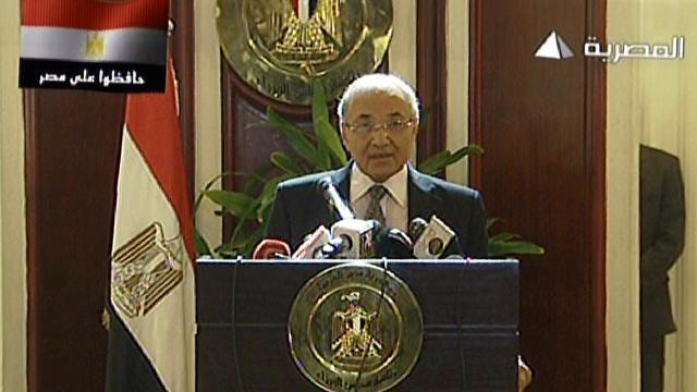 Parlement van Egypte ontbonden