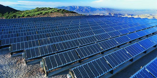 'Grootste Europese zonnesector in VK'