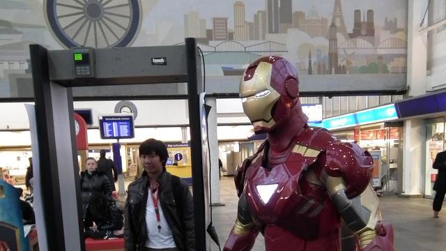 Eerste officiële beeld Iron Man 3 vrijgegeven