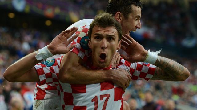 Kroatië pakt belangrijk punt tegen Italië