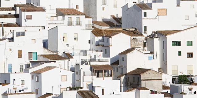 Recorddaling Spaanse huizenprijzen