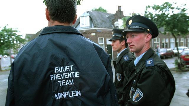 'Stadswachten Rotterdam mijden overtreders'